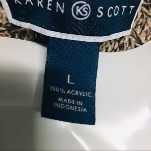 Karen Scott Sweaters - Karen Scott Cardigan